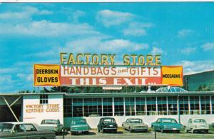 Factory Store, Route 5, BRATTLEBORO, Vermont, 1940-1960s