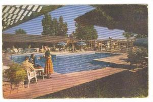 The Original El Rancho Hotel, Sacramento, California, 1940-1960s