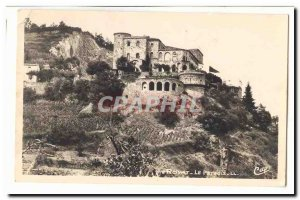 Royat Old Postcard Paradise