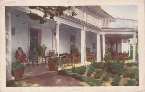 Historical Kent House, Montmorency Falls, Quebec, Canada, PU-1938