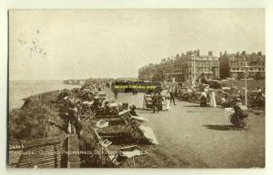 tp2818 - Queens Promenade , Cliftonville , Kent - postcard