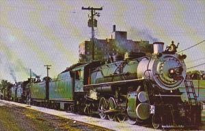 Southern Railway Consolidation Locomotive No 4501