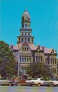 Edgar County Court House Paris Illinois