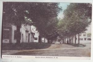 P769 old card myrtle street, hillsboro new hampshire