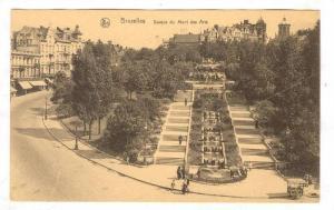 Bruxelles , Belgium , 00-10s ; Square du Mont des Arts
