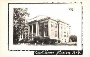 LPCH29 Marion Arkansas Crittenden County Court House RPPC