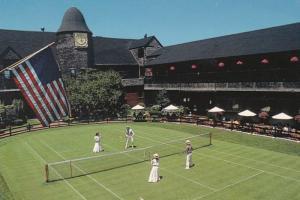 Rhode Island Newport The Newport Casino Tennis Courts 1994
