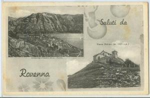 Italy, Saluti da Rovenna, 1951 used Postcard