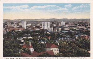 CHATTANOOGA, Tennessee, 00-10s; Bird's Eye View