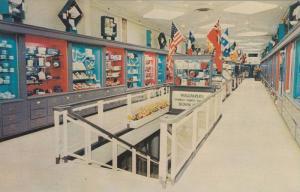 Interior, Sutheland's, Woodstock, Ontario, Canada, 40-60s