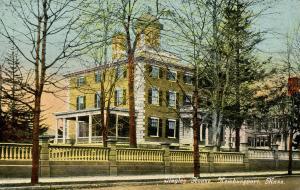 MA - Newburyport. Tingely House