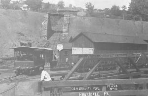 Reproduction, Honesdale, Pennsylvania USA D & H Canal Unused