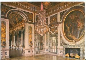 France, VERSAILLES, La Salon de la Paix, Postcard