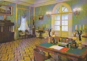 Russia Petrodvorets The Great Palace The Presence Room