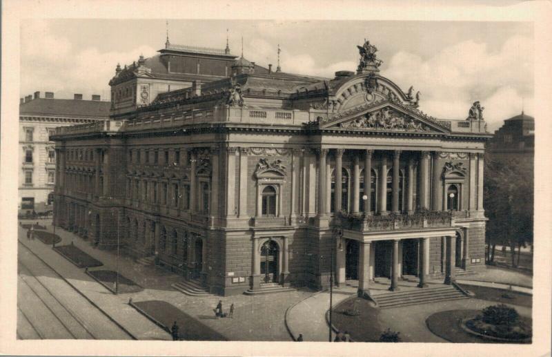 Czech Republic Brno Národní divadlo 02.61
