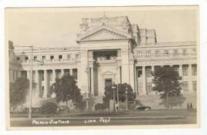 RP, Palacio Justicia, Lima, Peru, 1920-1940s
