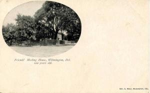 DE - Wilmington. Friends Meeting House