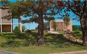 Asheville NC~Asheville-Biltmore College Campus~Science Building1960s Postcard