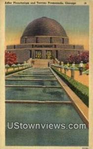 Adler Planetarium Chicago IL Unused