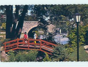 Unused Pre-1980 TOWN VIEW SCENE Stratford Ontario ON p8350
