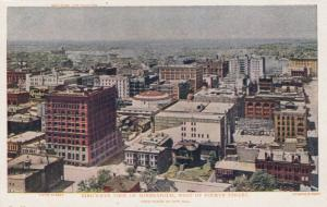 MINNEAPOLIS, Minnesota, 00-10s; View west of Fourth St. from Tower of City Hall
