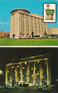 Massachusetts Springfield Holiday Inn Congress St & I-291 1980