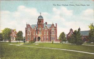 Indiana Terre Haute The Rose Orphans Home 1909 Curteich