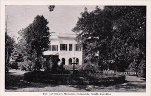South Carolina Columbia The Governor's Mansion
