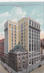 New York Buffalo Chamber Of Commerce Building and Bank Of Buffalo