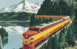 PU-1964; Southern Pacific's Streamliner Shasta Daylight