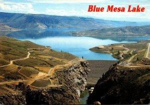 Arizona Curecanti National Recreation Area Blue Mesa Lake