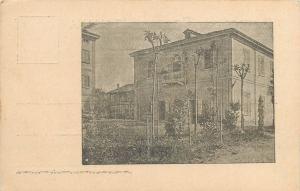 Vecchia Cartolina Postale Italiana Italia Italy ( place to identify )