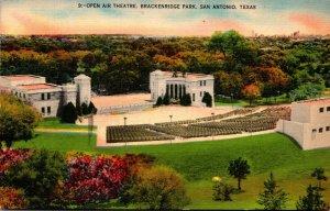 Texas San Antonio Brackenridge Park Open Air Theatre