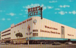 Webb's City World's Most Unusual Drug Store St Petersburg Florida 1973