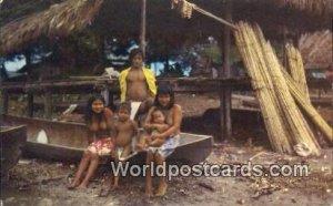 Choco Indians of Darien Panama Interior Panama Unused