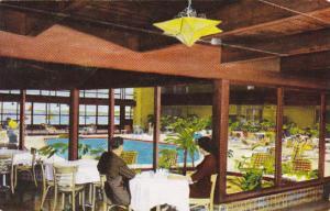 Mexico Swimming Pool Hotel Bahia Ensenada 1955