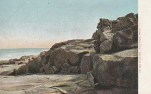 Old Man of the Sea - York Beach, Maine - UDB