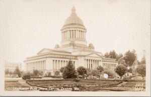 Legislative Building State Capitol Olympia WA Unused Ellis #1609 Postcard F17