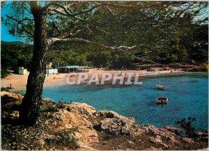 Postcard Modern Ibiza Portinatx