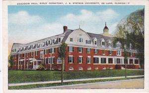 Florida Deland Chaudoin Hall Girls' Dormitory John B Stetson University
