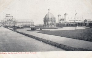 GREAT YARMOUTH , Norfolk , England , 00-10s ; Wellington Gardens & Pavilions