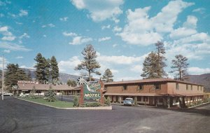 N. DURANGO, Colorado, 1950-1960's; Silver Spur Motel Restaurant and Lounge