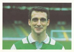 Paul McStay Celtic Football Club Scottish Midfielder Postcard
