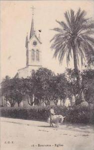 Algeria Boufarik Eglise 1906