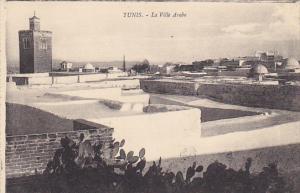 Tunisia Tunis La Ville Arabe