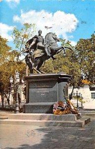 Monument al Libertador Caracas Venezuela 1964