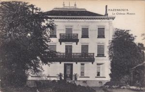 HAZEBROUCK, Nord, France, 1900-1910's; Le Chateau Masson