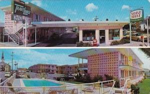 Lakeland Travelodge With Pool Downtown Lakeland Florida