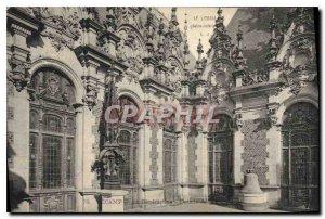 Old Postcard The Benedictine Fecamp