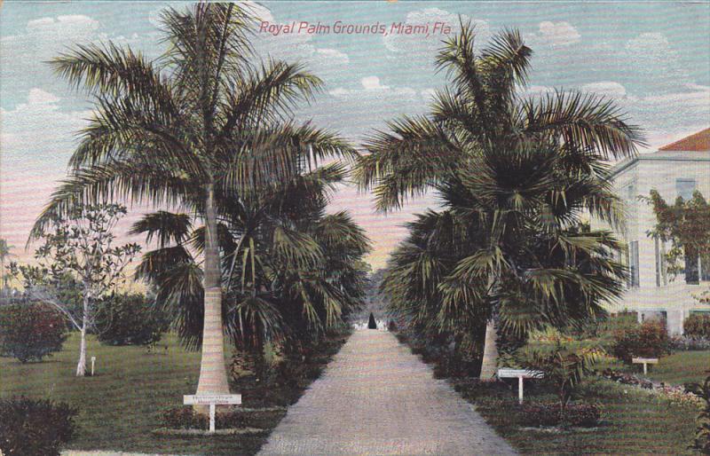 Royal Palm Grounds,  Miami,  Florida,   00-10s